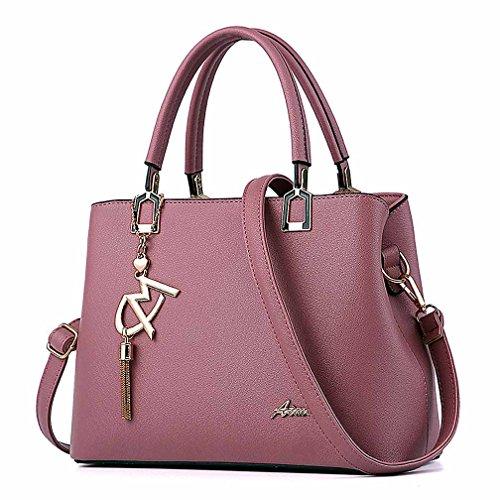 Pink Bag Top Tote Bags Ladies Purses And Womens Handle Designer Satchel Handbags Shoulder ZqSpRxwB