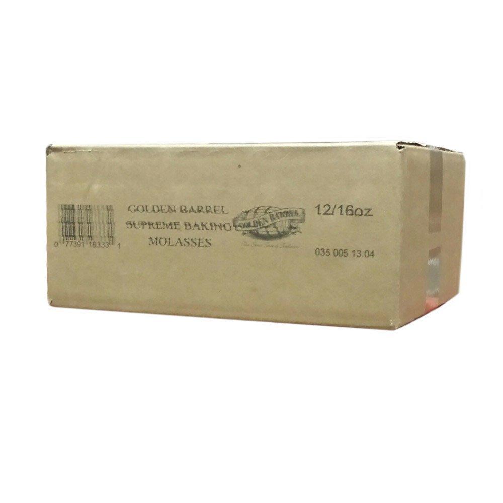 Golden Barrel Supreme Baking Molasses (12/16 fl. oz. Case)
