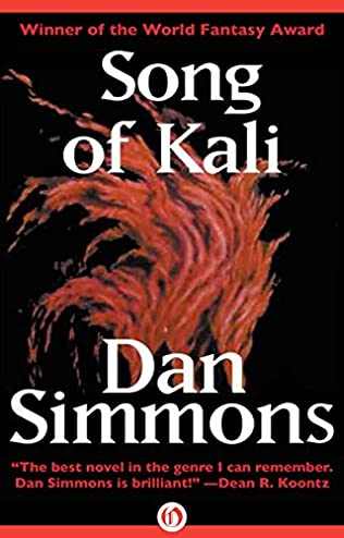 book cover of Song of Kali