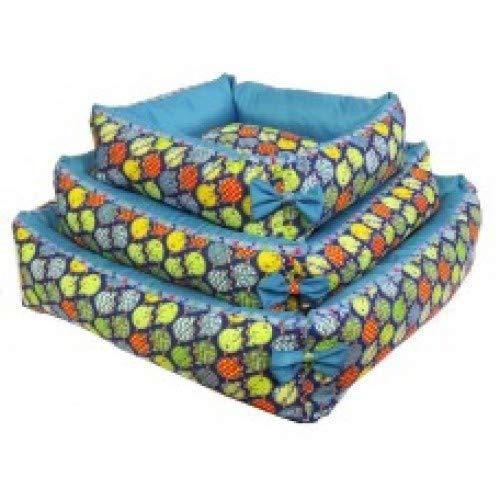 Jogo de Cama Azul do N. 01 ao N. 03 Tudo Pet para Cães