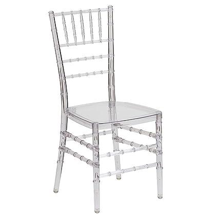 Genial Chiavari Clear Polycarbonate Chair Clear Polycarbonate Dimensions:  15.75u0026quot;W X 20u0026quot;D X