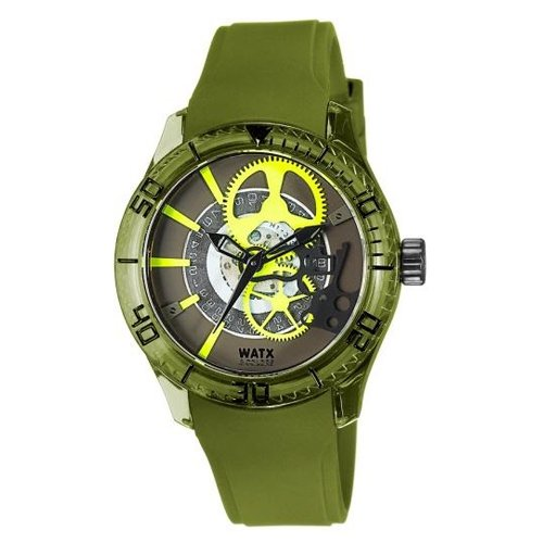 Reloj Watx Skeleton Rewa1916 Hombre Combinado