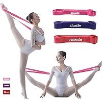 JJunLiM Banda elástica para ballet de látex para entrenamiento de flexibilidad, bandas elásticas para bailarines…