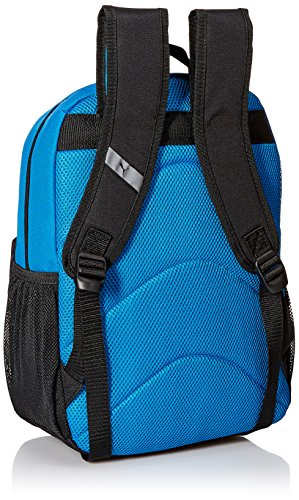 51FneNbNjvL - PUMA Boys' Little Backpacks and Lunch Boxes, Blue/Black, Youth