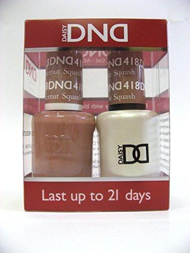 DND *Duo Gel*  Spring Set 418 Butternut Squash by DND Gel
