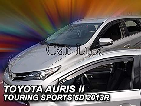 MC/_Performance Deflectores para AURIS Hybrid Touring Sports Desde 2013 Derivabrisas Delanteros
