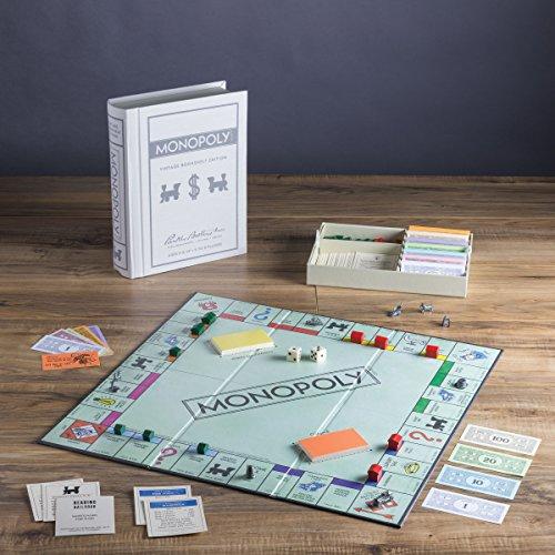 Monopoly Vintage Bookshelf -
