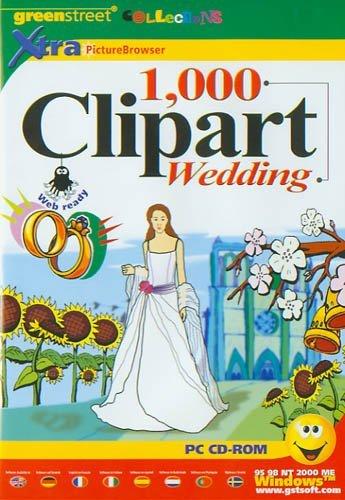 1000 Clipart Wedding - Wedding Clipart