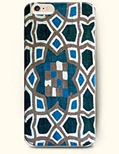 SevenArc Apple iPhone 6 Plus 5.5' 5.5 Inches Case Moroccan Pattern ( Irregular Geometry )