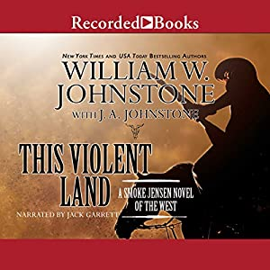 This Violent Land Audiobook