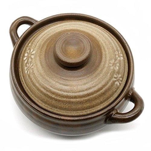 Earthen Clay - Yellow ocher Ceramic Pot, 6.8