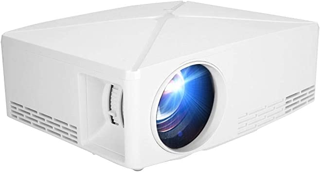 Proyector, Profesional 1080P Compatible con el Mini proyector WiFi ...