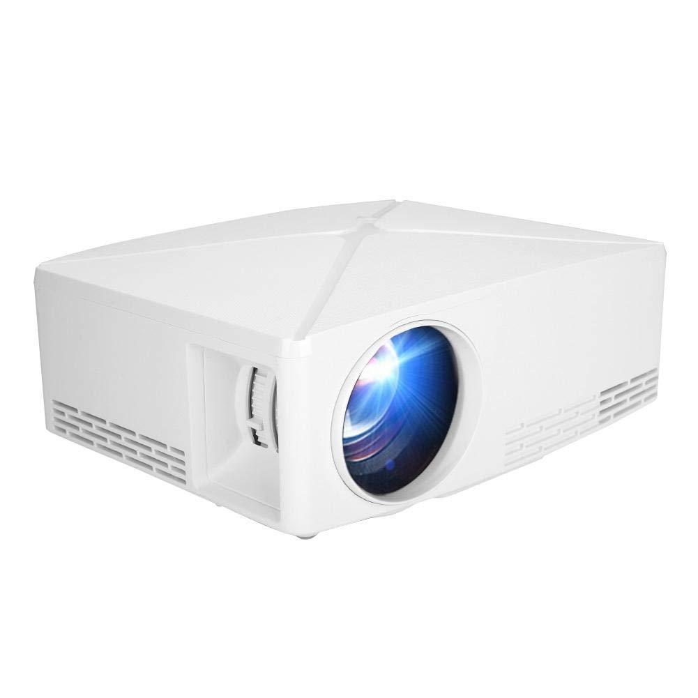 Proyector, Profesional 1080P Compatible con el Mini ...