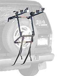 Allen Sports Deluxe 3-bike Spare Tire Rack