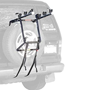 Allen Sports Deluxe 3 Bike Spare Tire Mount Rack