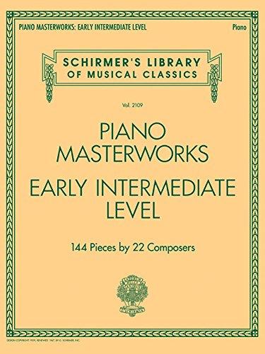 Piano Masterworks Early Intermediate