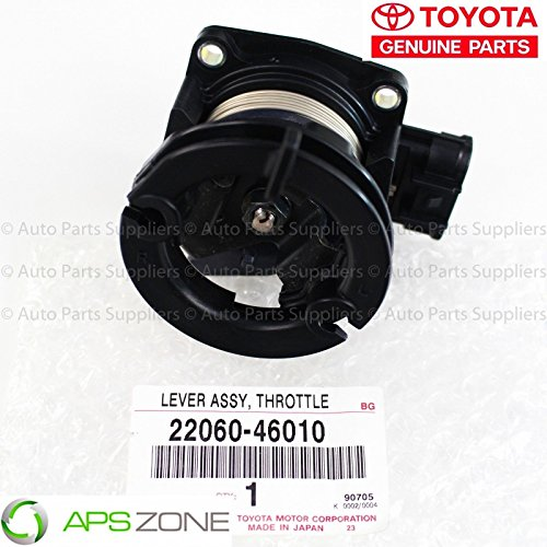 Toyota Supra Throttle - Lexus Toyota New Factory Throttle Body Lever Sensor 22060-46010