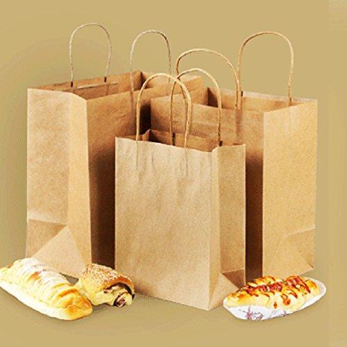Custom Kraft Merchandise Bags - 9