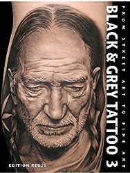 Black & Grey Tattoo, Vol. 3: The Photorealism (German Edition)