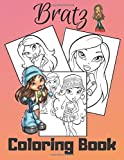 BRATZ: Coloring book: exclusive pages for coloring