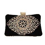 Best Evening Gown Designers - Marryqueen the New Diamond-studded Handbag Shoulder Bag Handbag Review