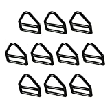 Fusion Climb Prevail Drop Forged Alloy Steel Single Slotted D-Ring 10-Pack