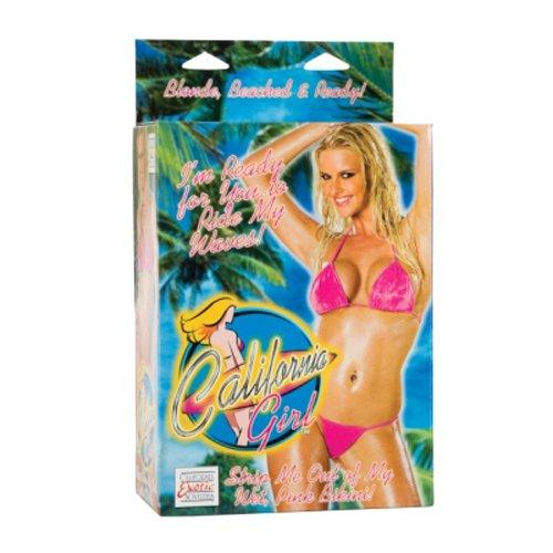 California Exotics California Girl Love Doll
