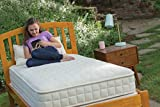 Naturepedic Verse Organic Mattress - Twin Firm - Natural Non-Toxic GREENGUARD GOTS Certified
