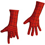 Disguise Marvel Spider-Man Child Gloves Deluxe Costume Accessory, One Size Child