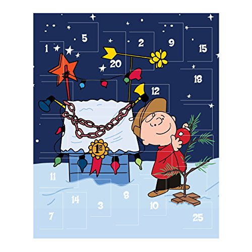 Peanuts Holiday Advent Calendar