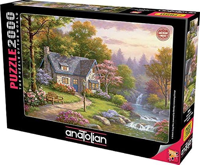 Puzzle: 2000 Stonybrook Falls Cottage