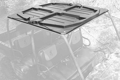 New Quadboss 2-Piece with Storage Hard Roof - 2005-2014 Kawasaki Mule 4010 Trans 4x4 (Roof 4 Pieces)