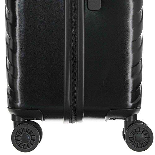 Eurotravel 4 Rollen Koffer 76cm black