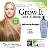 Long 'N Strong® - Moisturizing Shampoo! Softens & cleans hair, helping you obtain the perfect PH balance.