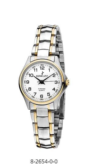 Reloj Señora acero inoxidable bicolor