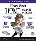 Head First HTML with CSS and XHTML, Elisabeth Freeman and Elisabeth Robson, 059610197X