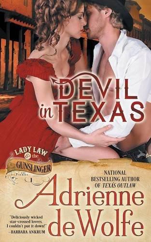 book cover of Devil in Texas