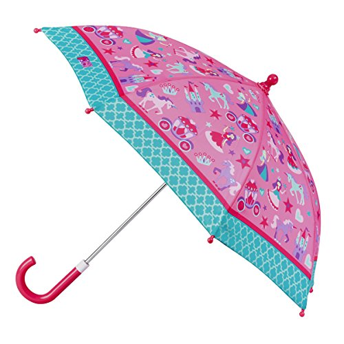Stephen Joseph Girls' All Over Print Umbrella, Princess ()