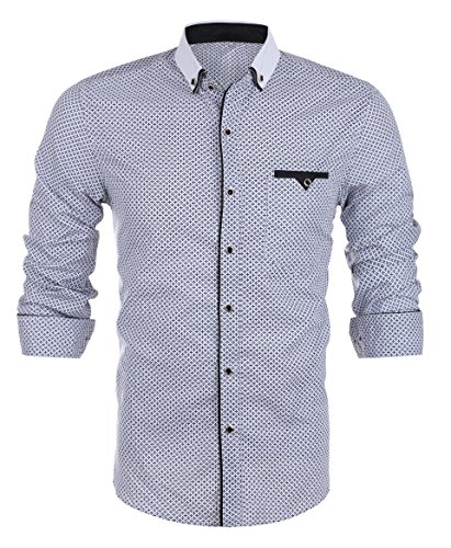 dress shirts with front pockets - 5
