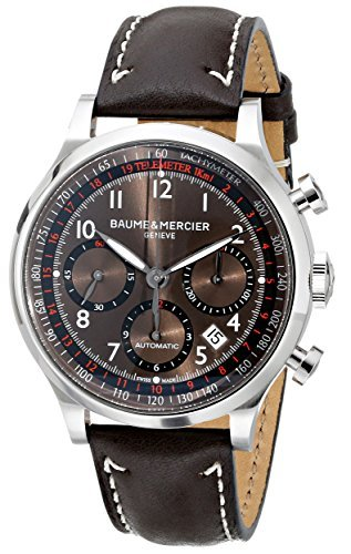 Baume & Mercier Men's 10002 Capeland Mens Automatic Chronograph Watch by Baume & Mercier