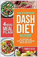 Break the cycle of unhealthy eating and learn how to easily implement the highly praised DASH diet in your life.              People all over the world are realizing how successful and simple following the DASH diet is. Discov...