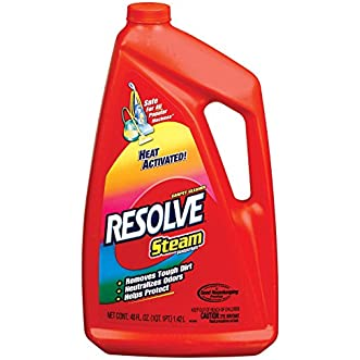 Resolve 75531 48oz Resolve® Carpet Cleaner Concentrate For Steam Machines