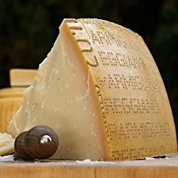 igourmet Parmigiano Reggiano 24 Month Top Grade - 3 Pound Club Cut (3 pound)