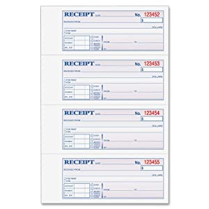 rent receipt with revenue stamp pdf