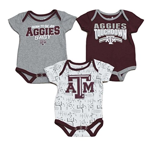 Texas A&m Onesie - 1