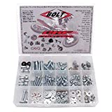 Bolt MC Pro-Pack Factory Style Hardware Kit Steel for Honda CRF70F CRF80F