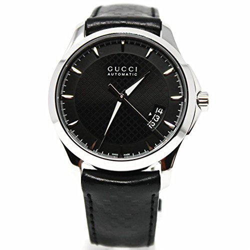 Gucci Automatic automatic-self-wind mens Watch YA126413 (Certified Pre-owned)