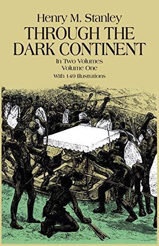 Through the Dark Continent:Volume - Ridge Blue Navigator