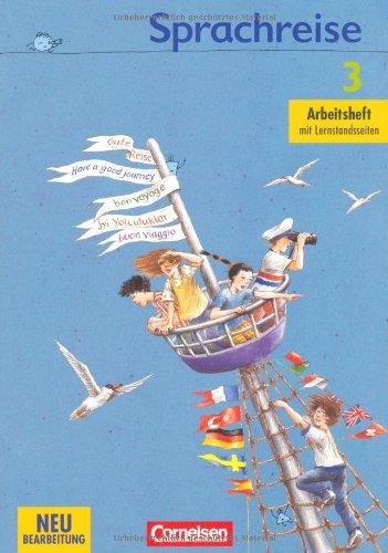 Sprachreise - Neubearbeitung: 3. Schuljahr - Arbeitsheft Druckschrift: Mit Lernstandsseiten