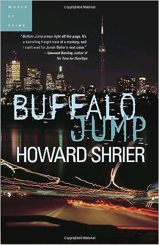 Amazon Com Buffalo Jump 9780307356062 Shrier Howard Books
